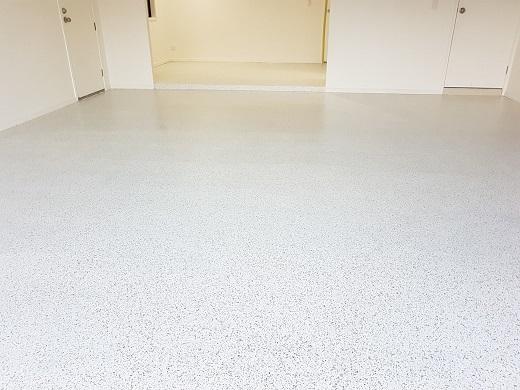 What is epoxy flooring